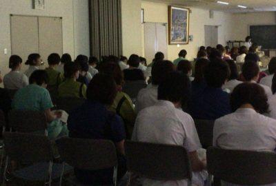 医薬品の研修会を開催しました