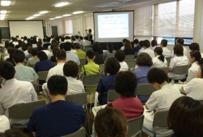 医療安全全体研修会を開催しました