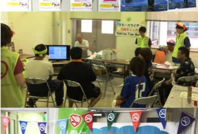 「新庄病院健康まつり」が開催されました③≪外来棟1階≫