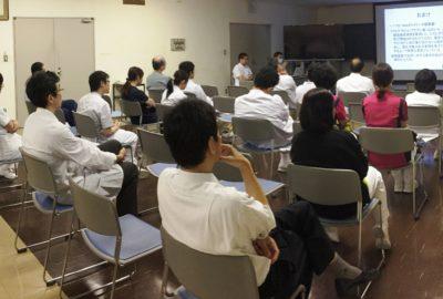 救急災害勉強会を開催しました