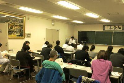 新庄最上薬薬連携研修会を開催しました