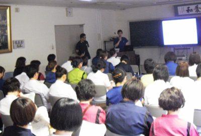医療安全・機器講習会を開催しました