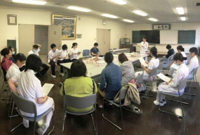 NST勉強会を開催しました