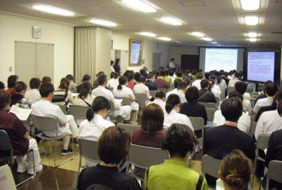 第2回院内感染対策全体研修会を開催しました