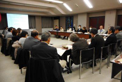 「新型インフルエンザ等対策研修会・対策会議」が開催されました
