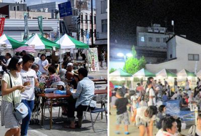 新庄まつりイベント「美食広場」開催のお知らせ