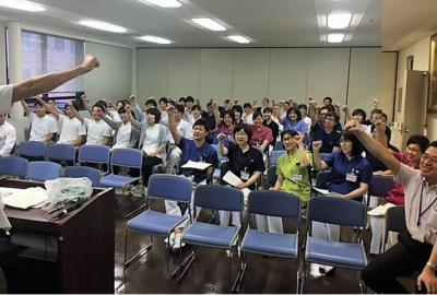 「新庄病院健康まつり」スタッフ全体説明会を開催しました