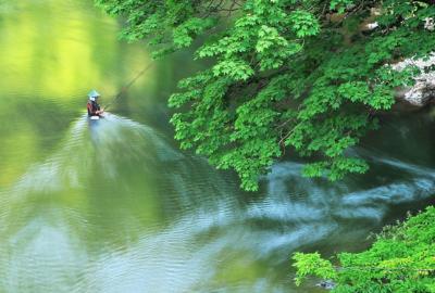「第3 回最上小国川写真コンテスト」