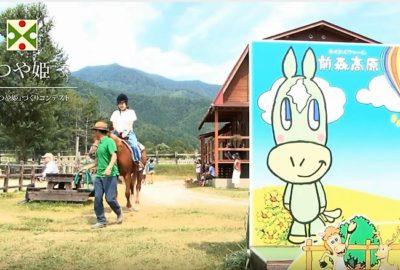 「つや姫2018 最上編」動画で最上町が紹介されています