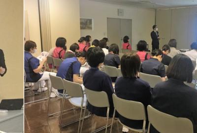 インスリン注射手技の勉強会 を開催しました