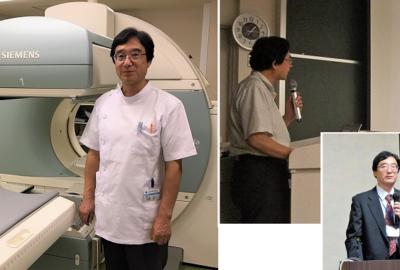 【当院の素敵な人々紹介⑧】核医学と統計学研究のスペシャリストをご紹介します