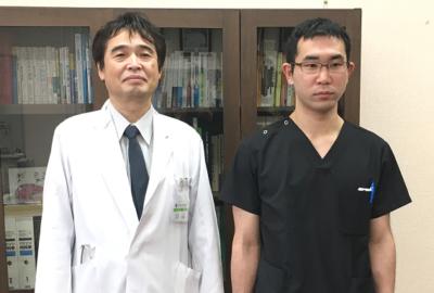鈴木研修医が卒業します