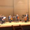 「山響アンサンブル演奏会」が開かれました