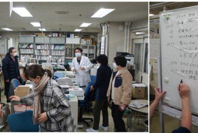 福島県沖を震源とする地震への対応について